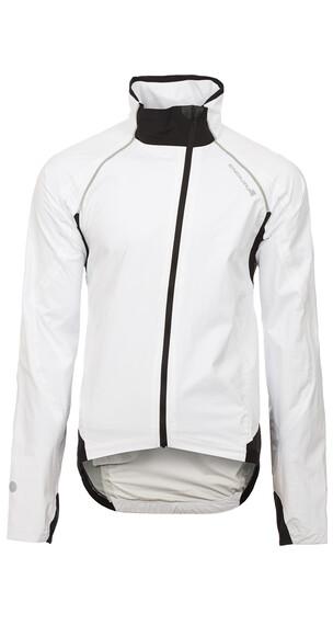 Endura Helium Miehet takki , valkoinen